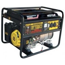 Электрогенератор бензиновый 4кВт HUTER (DY5000L)