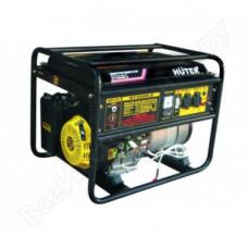 Электрогенератор бензиновый 4кВт HUTER (DY5000LX-электростартер)