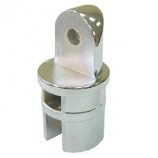 Держатель поручня торцевой для стойки D=32 мм.