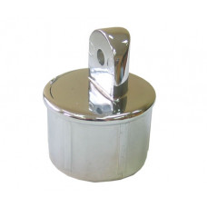 Держатель поручня торцевой для стойки D=50 мм.