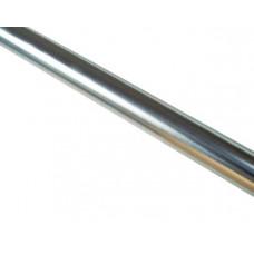 Поручень алюминиевый L 2000 d 40 мм