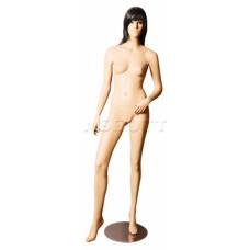Манекен женский, Рост 178см, 82-63-88 (AU-17)
