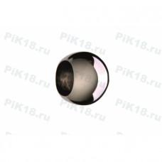 Заглушка сферическая для трубы 16 мм