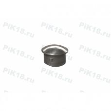 Заглушка штампованная для трубы 16 мм