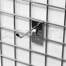 Крючок на решетку 10см хром (FG 290)