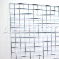 Панель-сетка 1000х1000 хром (MS 03)