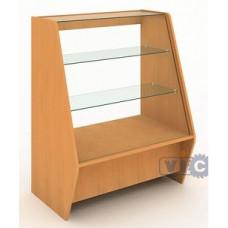 Прилавок-витрина В-35 Ф (В 35Ф)