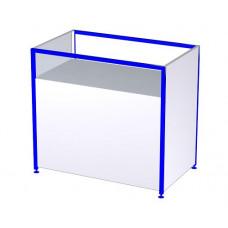 Прилавок-витрина (ПР 2-100)