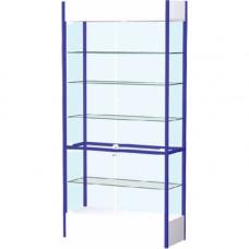 Шкаф-витрина (В2)