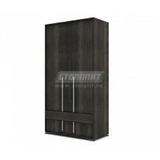 Вито СБ-1387 Шкаф для одежды и белья 2-х дверный