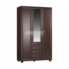 Верди СБ-1437 Шкаф 3-х дверный