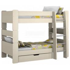 Фред СБ-1808 Кровать 2-х ярусная с ящиком для белья